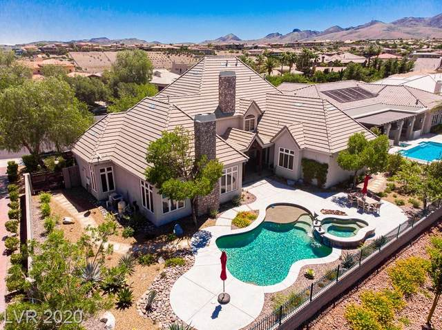 1355 Opal Valley, Henderson, NV 89052 (MLS #2202170) :: Billy OKeefe   Berkshire Hathaway HomeServices