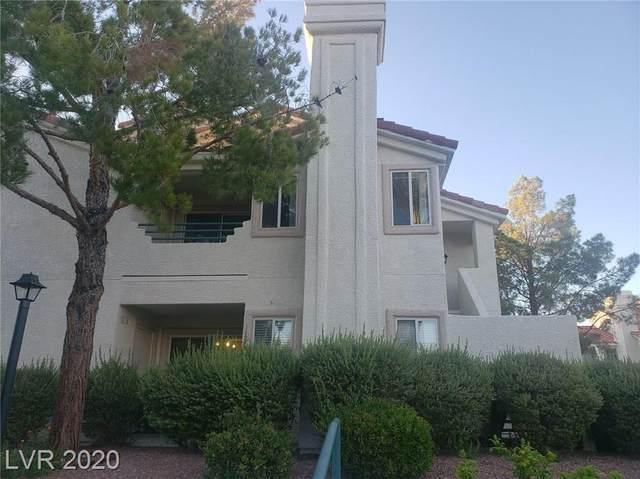 7900 Fossil Creek Lane #204, Las Vegas, NV 89145 (MLS #2202819) :: Helen Riley Group | Simply Vegas