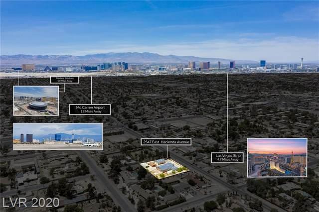 2547 Hacienda, Las Vegas, NV 89120 (MLS #2205851) :: Hebert Group | Realty One Group