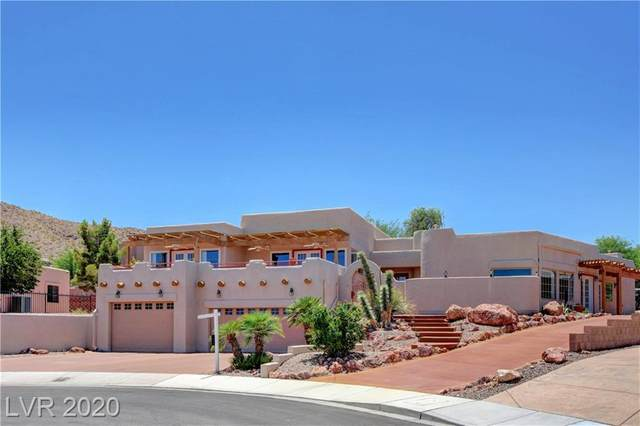 829 Lava Court, Boulder City, NV 89005 (MLS #2207728) :: The Mark Wiley Group | Keller Williams Realty SW