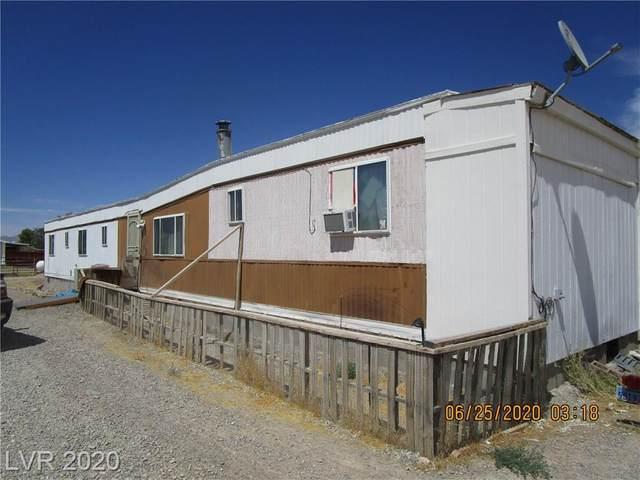 1711 Royal Avenue, Pahrump, NV 89060 (MLS #2210477) :: Signature Real Estate Group