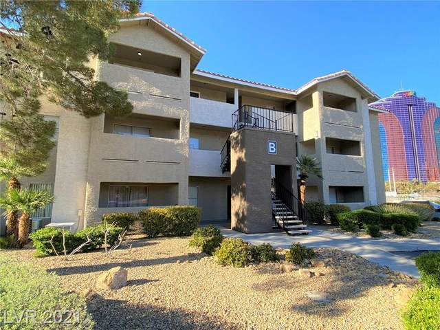 4200 Valley View Boulevard #2114, Las Vegas, NV 89103 (MLS #2210674) :: ERA Brokers Consolidated / Sherman Group