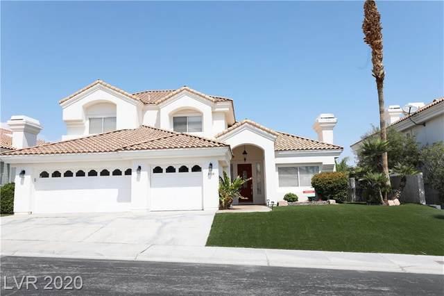 8120 Pacific Cove Drive, Las Vegas, NV 89128 (MLS #2212097) :: Jeffrey Sabel