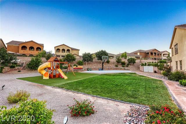 12245 Regal Springs Court, Las Vegas, NV 89138 (MLS #2213646) :: Helen Riley Group | Simply Vegas