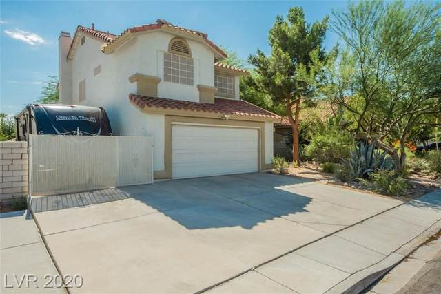 8354 Hidden Hills Drive, Las Vegas, NV 89123 (MLS #2215439) :: Helen Riley Group | Simply Vegas