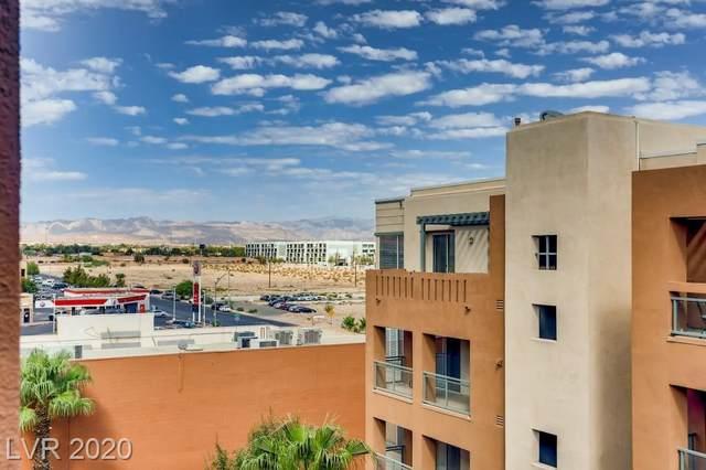 31 Agate Avenue #509, Las Vegas, NV 89123 (MLS #2216528) :: Jeffrey Sabel