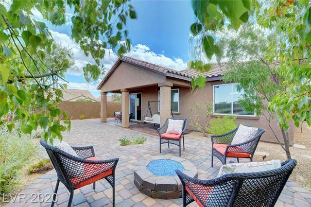 7376 Campbell Ranch Avenue, Las Vegas, NV 89179 (MLS #2216698) :: Performance Realty