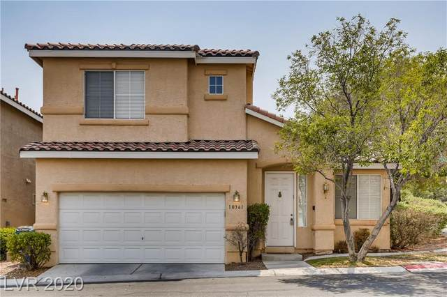 10361 Natural Springs Avenue, Las Vegas, NV 89129 (MLS #2221159) :: Helen Riley Group | Simply Vegas