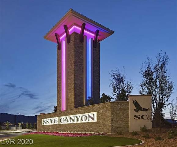 9689 Canyon Landing Avenue, Las Vegas, NV 89166 (MLS #2221284) :: Jeffrey Sabel