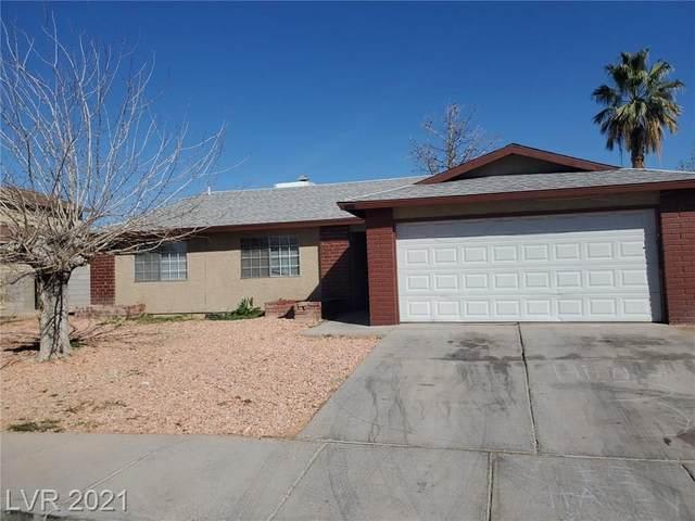 5816 Cargill Avenue, Las Vegas, NV 89110 (MLS #2221327) :: Jeffrey Sabel