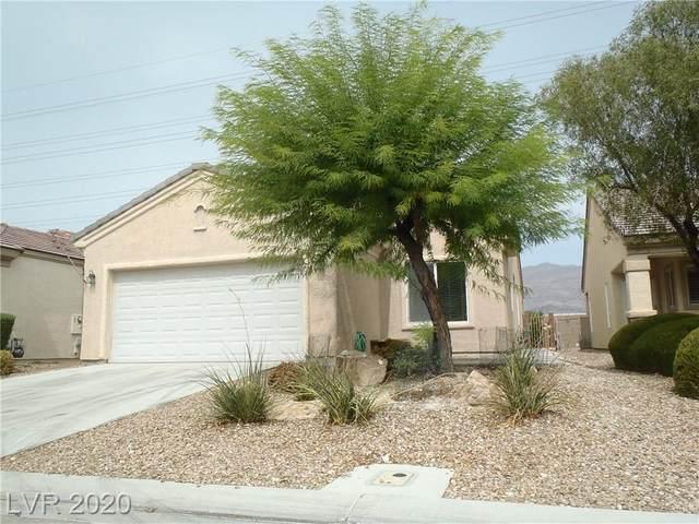 2804 Ground Robin Drive, North Las Vegas, NV 89084 (MLS #2222163) :: Helen Riley Group | Simply Vegas