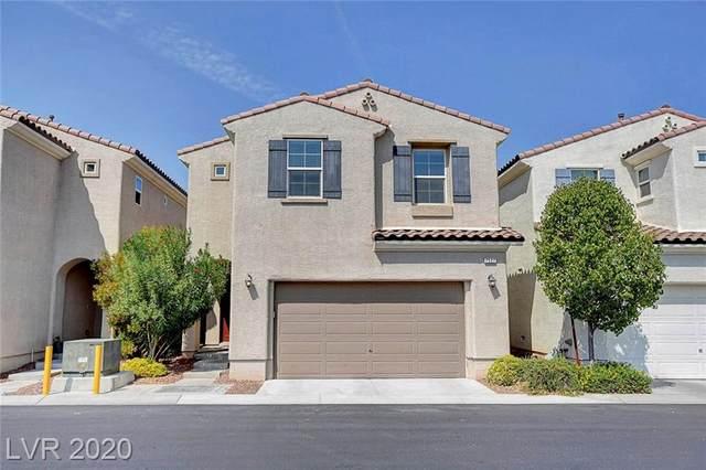 7527 Edgartown Harbor Street, Las Vegas, NV 89166 (MLS #2223106) :: Jeffrey Sabel