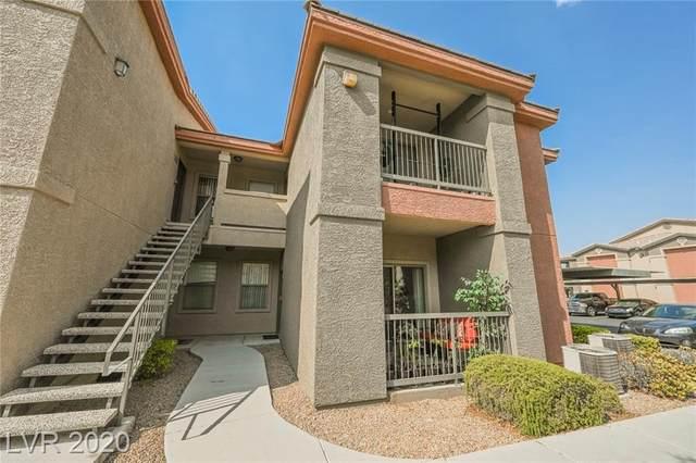 8000 Badura Avenue #1008, Las Vegas, NV 89113 (MLS #2223764) :: The Lindstrom Group