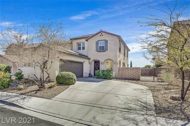 11817 Red Camellia Avenue, Las Vegas, NV 89138 (MLS #2224092) :: Billy OKeefe | Berkshire Hathaway HomeServices
