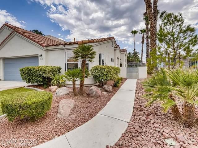2265 Van Gogh Drive, Henderson, NV 89074 (MLS #2225104) :: Helen Riley Group | Simply Vegas