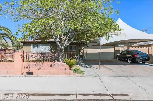 4201 Ogden Avenue, Las Vegas, NV 89110 (MLS #2225209) :: Jeffrey Sabel