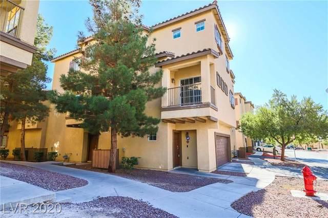 5940 Palmilla Street #2, North Las Vegas, NV 89031 (MLS #2225589) :: Kypreos Team
