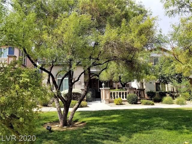 7612 Brisk Ocean Avenue, Las Vegas, NV 89178 (MLS #2226083) :: Jeffrey Sabel