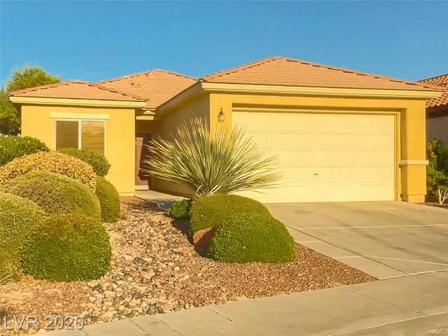8184 Loma Del Ray Street, Las Vegas, NV 89131 (MLS #2226212) :: Jeffrey Sabel