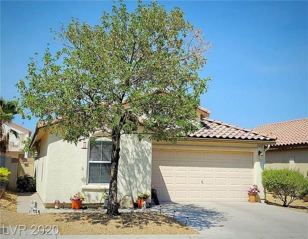 8632 Water Bucket Avenue, Las Vegas, NV 89143 (MLS #2226553) :: The Perna Group