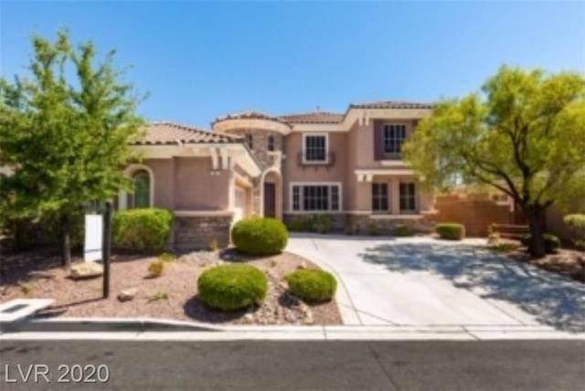 898 Armandito Drive, Las Vegas, NV 89138 (MLS #2228498) :: Helen Riley Group | Simply Vegas