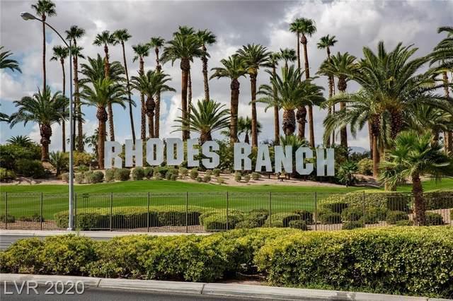 598 Newberry Springs Drive, Las Vegas, NV 89148 (MLS #2229257) :: Helen Riley Group | Simply Vegas