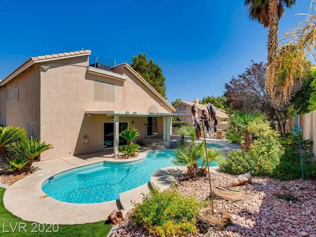 1077 N Aspen Valley Avenue, Las Vegas, NV 89123 (MLS #2229472) :: The Lindstrom Group