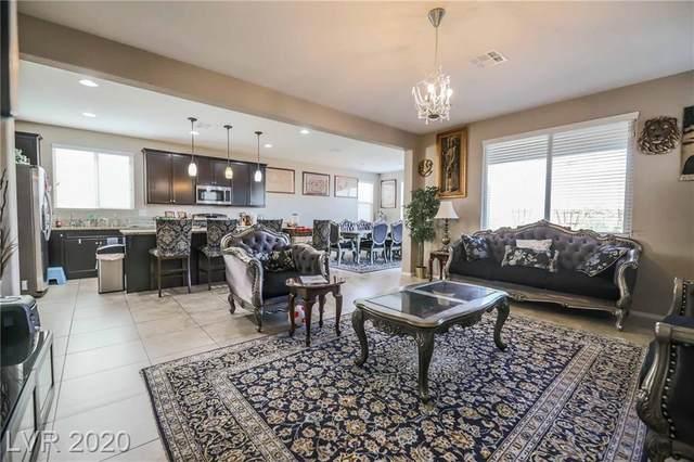 9344 Noble Sage Avenue, Las Vegas, NV 89148 (MLS #2230503) :: Jeffrey Sabel