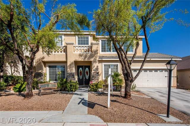 8712 Burning Hide Avenue, Las Vegas, NV 89143 (MLS #2230672) :: The Shear Team