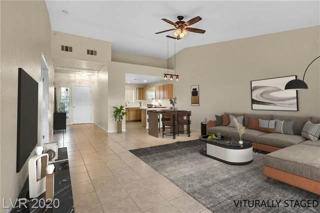 401 Amber Pine Street #204, Las Vegas, NV 89144 (MLS #2231914) :: The Perna Group