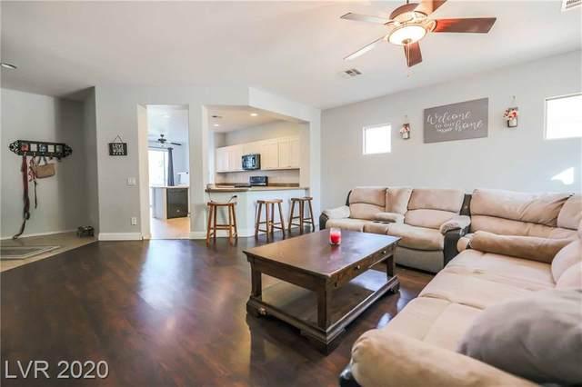 7181 Fairwind Acres Place, Las Vegas, NV 89131 (MLS #2232924) :: The Lindstrom Group