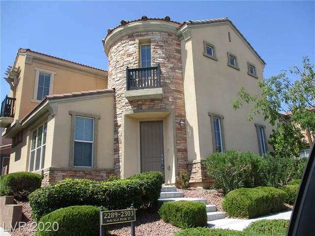 2289 Malaga Peak Street, Las Vegas, NV 89135 (MLS #2232943) :: The Mark Wiley Group | Keller Williams Realty SW