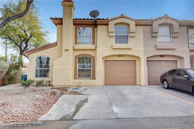 7601 Allano Way, Las Vegas, NV 89128 (MLS #2232947) :: Team Michele Dugan