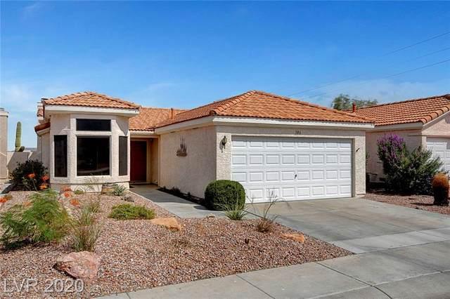 386 Nassau Way, Boulder City, NV 89005 (MLS #2232966) :: Signature Real Estate Group