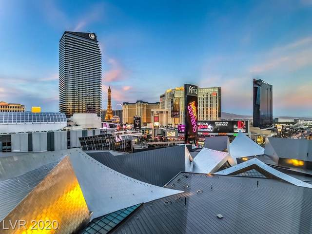 3726 Las Vegas Boulevard #809, Las Vegas, NV 89158 (MLS #2235402) :: The Perna Group