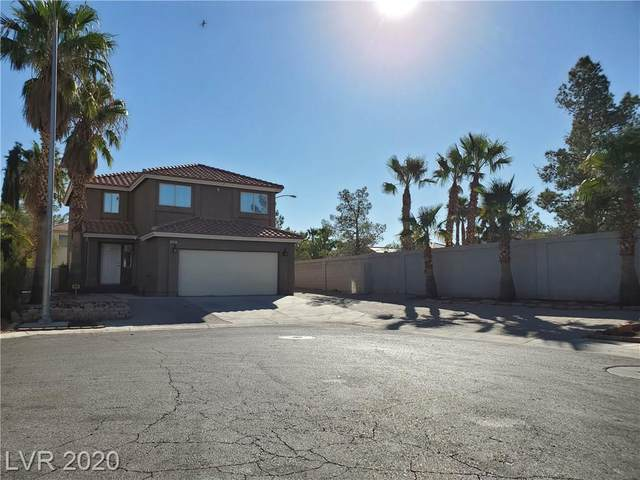 5892 Tarpon Glade Court, Las Vegas, NV 89113 (MLS #2235704) :: The Perna Group