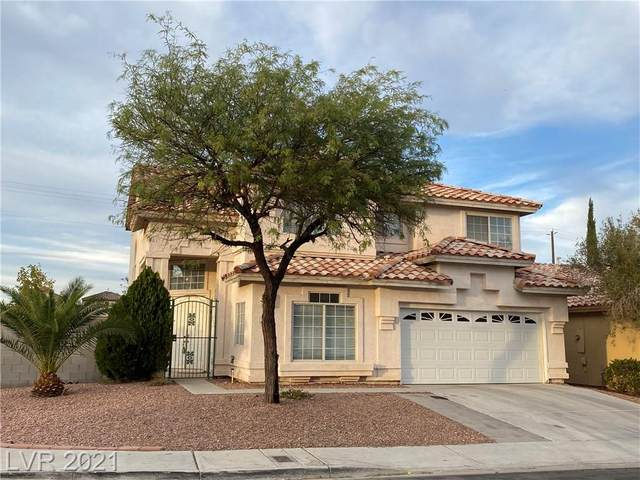 8758 Fountain Island Drive, Las Vegas, NV 89147 (MLS #2236717) :: Vestuto Realty Group