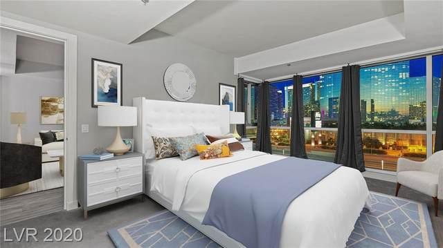 4575 Dean Martin Drive #903, Las Vegas, NV 89103 (MLS #2236744) :: The Lindstrom Group