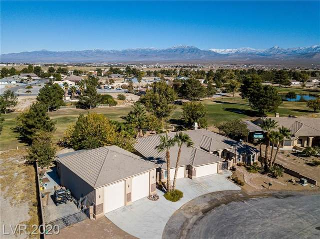 3111 Burning Tree Court, Pahrump, NV 89048 (MLS #2236914) :: Hebert Group | Realty One Group