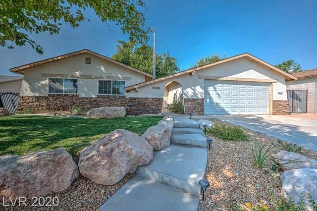 1400 Gloria Lane, Boulder City, NV 89005 (MLS #2239549) :: The Lindstrom Group