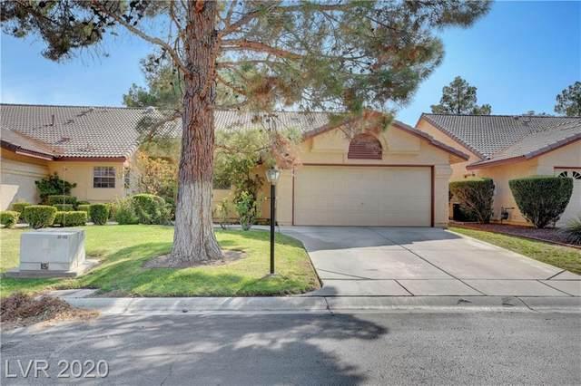 5605 Port Barrington Way, Las Vegas, NV 89130 (MLS #2240043) :: Vestuto Realty Group