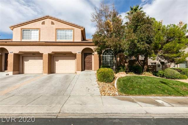1628 Colloquium Drive, Henderson, NV 89014 (MLS #2241719) :: The Lindstrom Group