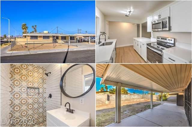 1101 Tamerack Avenue, Las Vegas, NV 89106 (MLS #2242021) :: The Lindstrom Group
