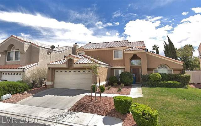 9313 Jadecrest Drive, Las Vegas, NV 89134 (MLS #2242115) :: The Lindstrom Group