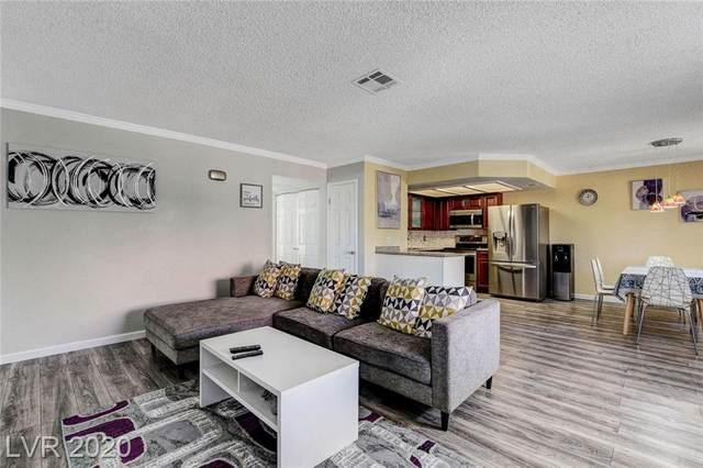 1101 Buffalo Drive #202, Las Vegas, NV 89128 (MLS #2242325) :: Hebert Group | Realty One Group