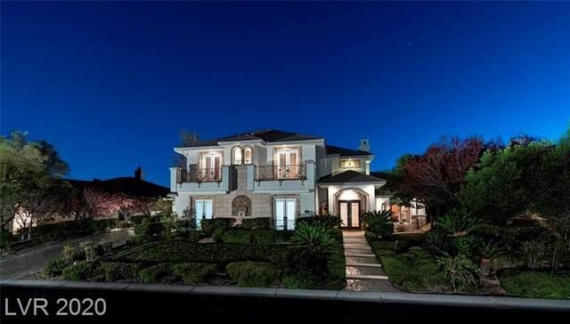 9605 Verlaine Court, Las Vegas, NV 89145 (MLS #2242524) :: Billy OKeefe | Berkshire Hathaway HomeServices