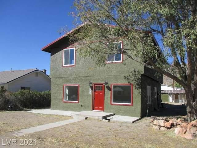342 Main Street, Caliente, NV 89008 (MLS #2242862) :: Jeffrey Sabel