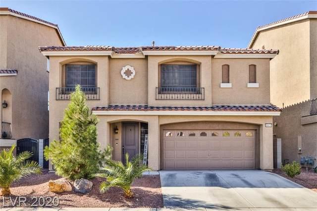 10651 Aphrodite Street, Las Vegas, NV 89183 (MLS #2243717) :: Hebert Group | Realty One Group