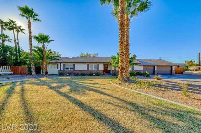 1124 Strong Drive, Las Vegas, NV 89102 (MLS #2244251) :: Team Michele Dugan