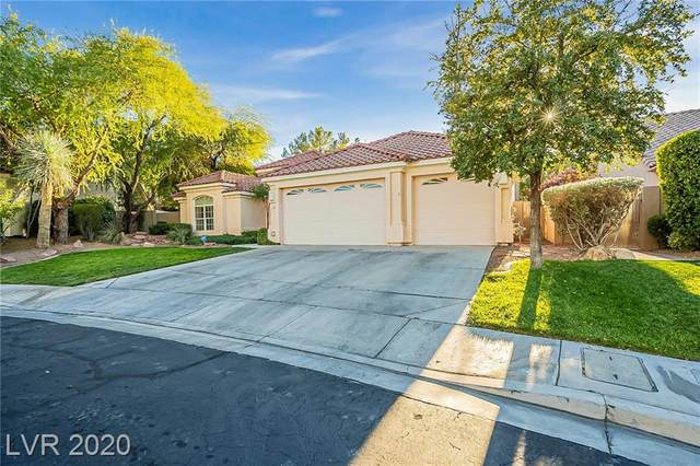 2244 Summerwind Circle, Henderson, NV 89052 (MLS #2244462) :: Hebert Group | Realty One Group